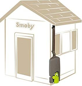 Smoby Regenfass with watering can (810909)