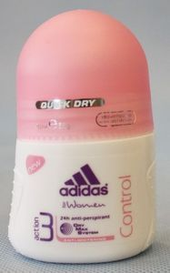 Adidas action 3 Control For Women Deodorant Roll-On 50ml -- (c) kosmetykimarkowe.pl
