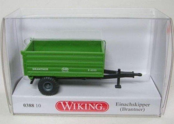 Wiking 038810-1//87 Brantner einachskipper-nuevo