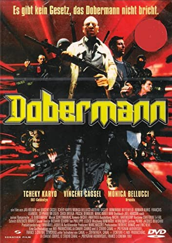 Dobermann -- via Amazon Partnerprogramm