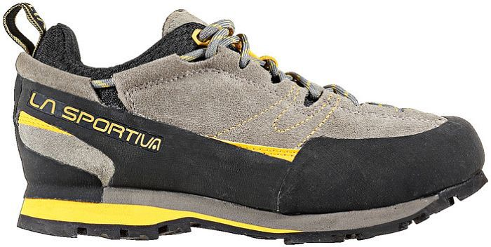 La Sportiva Boulder X grey/yellow (men)