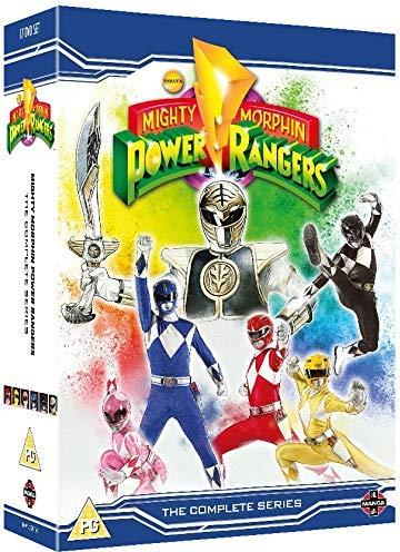 Mighty Morphin Power Rangers - ClassiXX Season 1 -- via Amazon Partnerprogramm