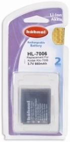 Hähnel HL-7006 Li-Ionen-Akku (1000 200.8)