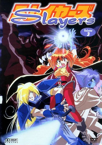 Slayers Vol. 3 -- via Amazon Partnerprogramm