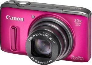 Canon PowerShot SX240 HS red (6199B012)
