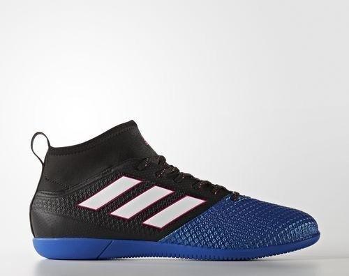 85aa136b7ad42b adidas Ace 17.3 Primemesh IN core black footwear white blue ab € 44 ...