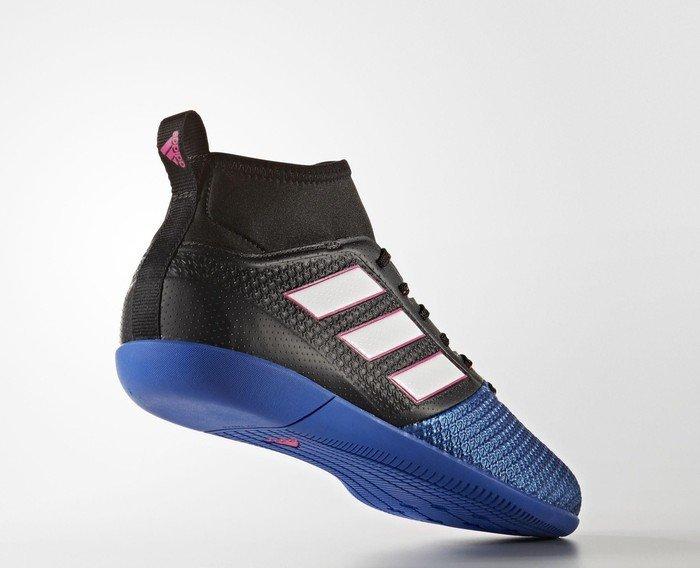 adidas Ace 17.3 Primemesh IN core blackfootwear whiteblue (Herren) (BB1762) ab € 59,95