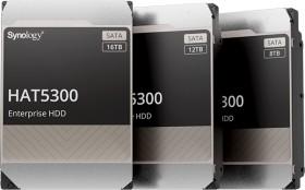 """Synology 3.5"""" SATA HDD HAT5300 für Synology-Systeme 8TB, 512e, SATA (HAT5300-8T)"""