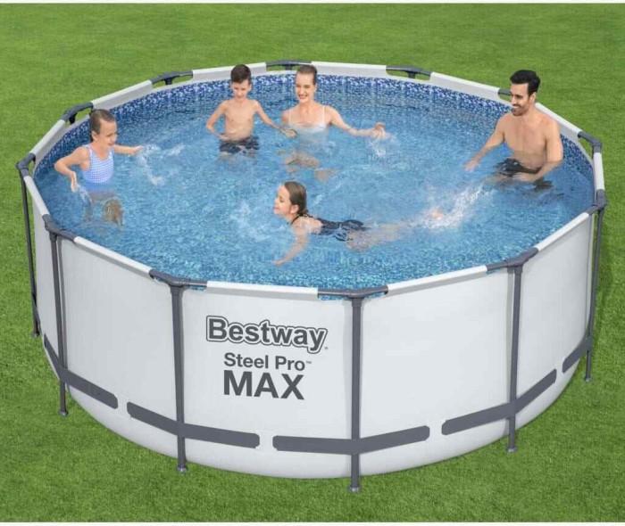 Bestway Frame Pool Set 366x122cm Ab 269 2019 Preisvergleich