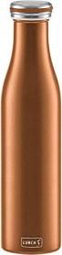 Lurch To Go Isolierflasche 0.75l bronze metallic (240927)