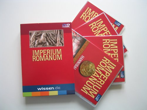 Imperium Romanum Box (Vol. 1-4) -- via Amazon Partnerprogramm