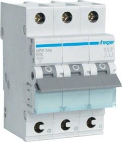 Hager Leitungsschutzschalter (MBS340)