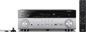 Yamaha RX-A780 AV-Receiver titan<br>TV & audio > HiFi & audio > HiFi Building Blocks > HiFi Receiver Offer from Euronics Kraus
