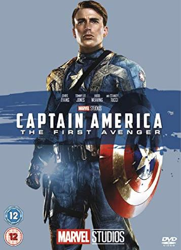 Captain America - The First Avenger (UK) -- via Amazon Partnerprogramm
