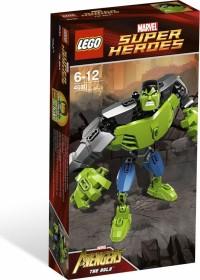 LEGO Marvel Super Heroes Buildable Figure - The Hulk (4530)