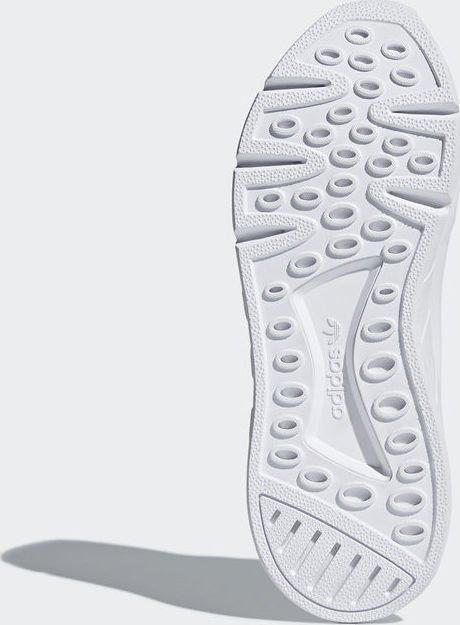 adidas EQT Support Mid ADV Primeknit ftwr whitegrey one (Herren) (CQ2997)