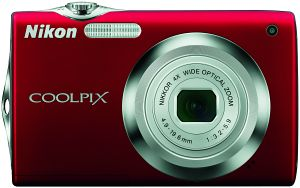Nikon Coolpix S3000 rot (VMA546E1)