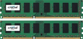 Crucial DIMM Kit 16GB, DDR3L-1600, CL11 (CT2K102464BD160B)
