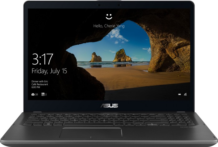 ASUS Zenbook Flip 15 UX561UD-E2052T Smoky Grey (90NB0G21-M00800)