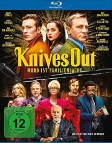 Knives Out - Mord ist Familiensache (Blu-ray)