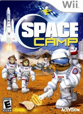 Space Camp (deutsch) (Wii) -- via Amazon Partnerprogramm