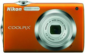 Nikon Coolpix S3000 orange (VMA545E1)