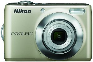 Nikon Coolpix L21 silver (VMA580E6)