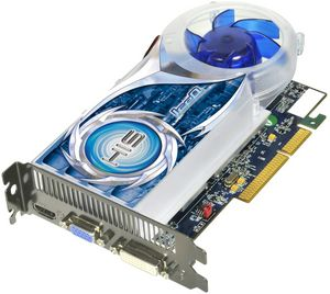 HIS Radeon HD 4670 IceQ, 1GB DDR3 800MHz, VGA, DVI, HDMI (H467QS1GHA)