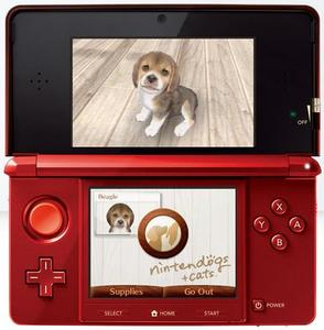 Nintendogs + Cats: golden Retriever & New Friends (English) (3DS)