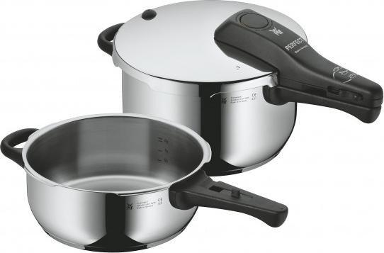 WMF perfect cooking pot set, 2-piece. (07.9265.9990)