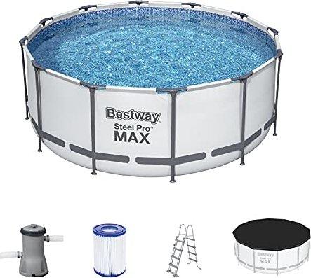 Bestway Frame Pool Set 457x122cm (56438) -- von czarodziej.eu