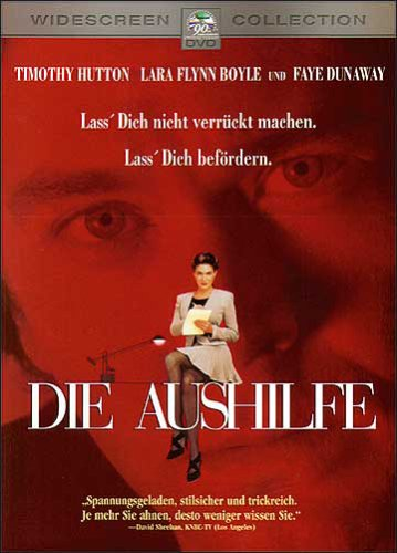 Die Aushilfe -- via Amazon Partnerprogramm