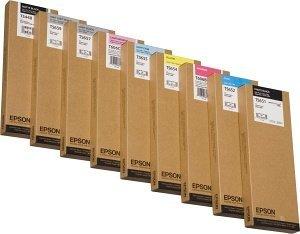 Epson T5657 Tinte schwarz hell (C13T565700)