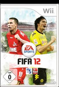 EA Sports FIFA Football 12 (German) (Wii)