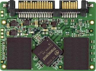 Transcend Half- slim SSD 64GB, SATA (TS64GHSD370)