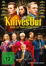 Knives Out - Mord ist Familiensache (DVD)