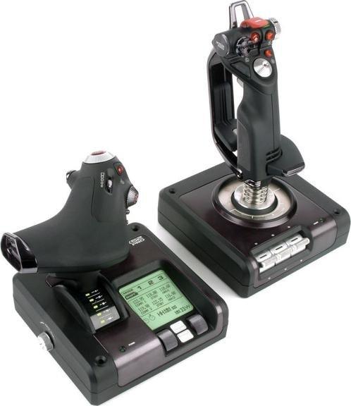 Saitek X52 Pro Flight Control system, USB (PC) (105966)
