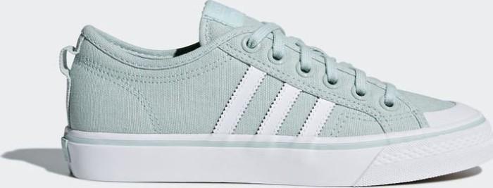 adidas Nizza ash green/ftwr white (Damen) (CQ2536)