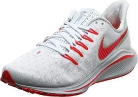 Nike Air Zoom Vomero 14 white/track red/platinum tint/laser crimson (Damen) (AH7858-101)