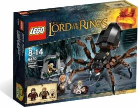 LEGO Der Herr der Ringe - Der Hinterhalt von Shelob (9470)