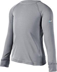 Odlo Active Warm Shirt langarm grey melange (Junior) (10459-15700)