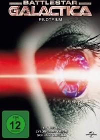 Battlestar Galactica - Pilot/TV-Miniserie (DVD)
