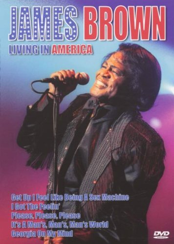 James Brown - Living in America -- via Amazon Partnerprogramm