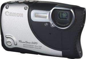 Canon PowerShot D20 silver (6147B012)