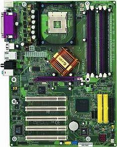 EPoX EP-4PDA3I, i865PE (dual PC-3200 DDR)