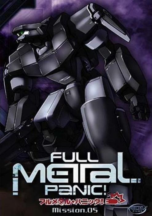 Full Metal Panic! Mission 5 -- via Amazon Partnerprogramm