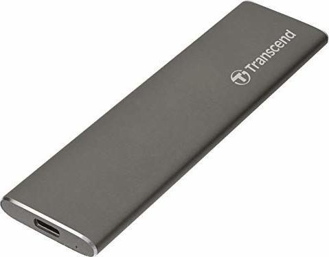 Transcend Storejet 600 240GB SSD für Mac, USB-C 3.1 (TS240GSJM600)