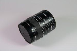 Kenko DG Zwischenring für Canon (verschiedene Modelle) -- © bepixelung.org