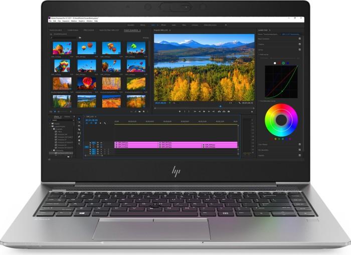 HP ZBook 14u G5, Core i7-8650U, 16GB RAM, 512GB SSD (3JZ83AW#ABD)