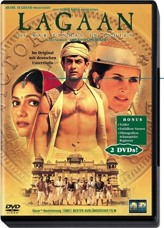 Lagaan - Es war einmal in Indien -- via Amazon Partnerprogramm